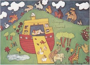 Biology Today Noah's Ark